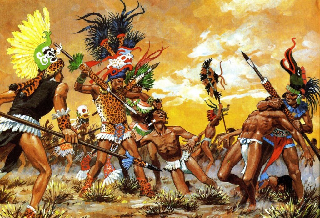 Племя ацтеков