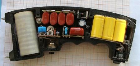 Конструкция электрошокера