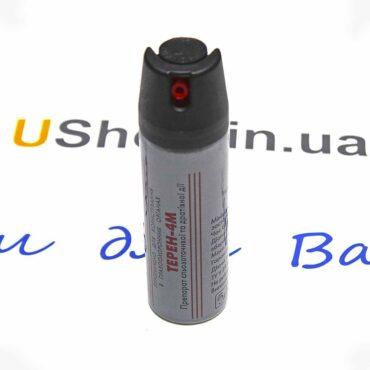 Терен-4М газовый баллончик