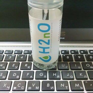 h2no супергідрофобний спрей