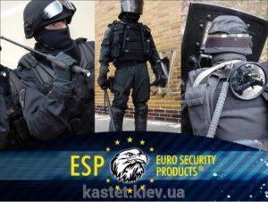 ESP телескопические дубинки для охраны и полиции