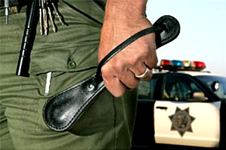Как сделать полицейскую дубинку