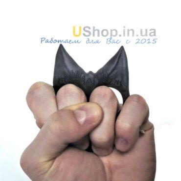 Кастет кот на 2 пальца пластиковый