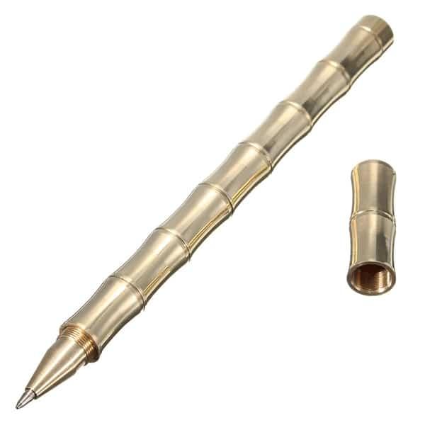 Бамбуковая тактическая ручка купить в Запорожье