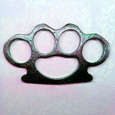 Набор: 2 кастета из стали