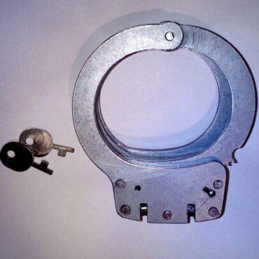 Шарнирные наручники (закончились)