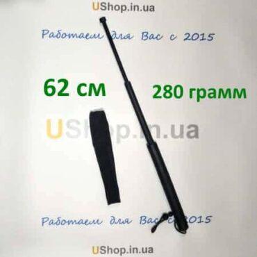Пластиковая (Резиновая) телескопическая дубинка 62 см