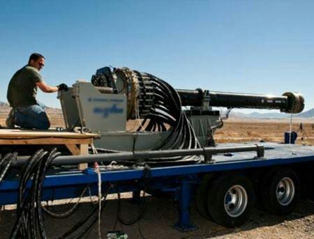Электромагнитное оружие: технологии магнитной пушки Гаусса