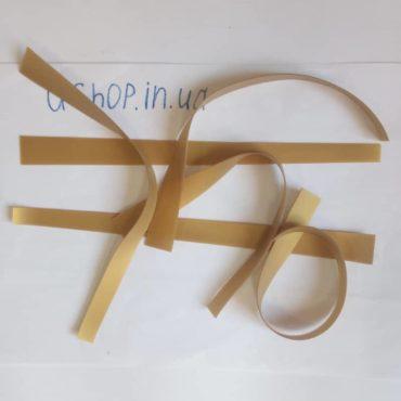 Плоские тяги для рогатки: резина латекс