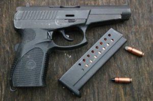 пистолет спецназа грюза