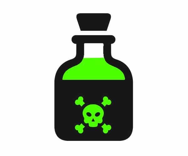 Смертельный яды и отравляющие вещества