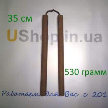 Нунчаки из текстолита - длина 35 см