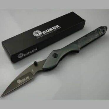 Нож явара (куботан): реплика Boker