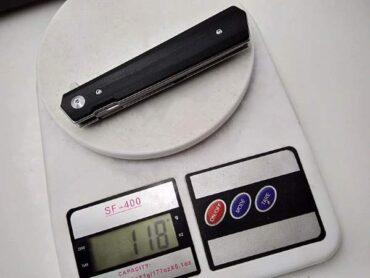 Вес ножа kesiwo ks120