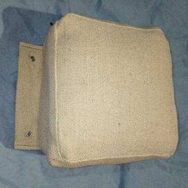 Настенная подушка для ударов 20*20 см
