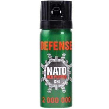 Газовый баллончик Nato Green Gel (50 мл) купить